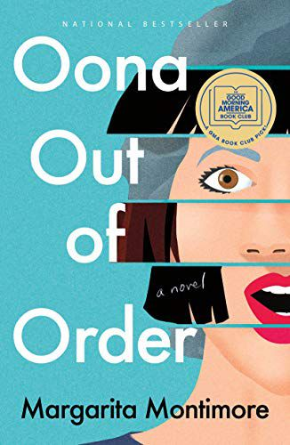 cover image of Oona Out of Order by Margarita Montimore