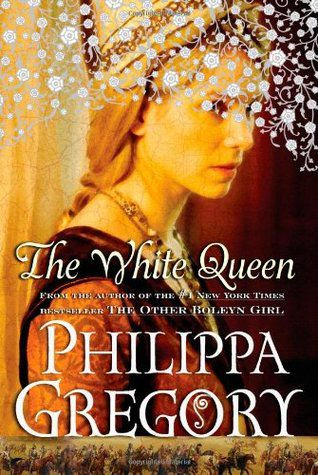 Melhor Série de Ficção Histórica.  'The White Queen' de Philippa Gregory.  Link: https://i.gr-assets.com/images/S/compressed.photo.goodreads.com/books/1439412993l/5971165._SX318_.jpg