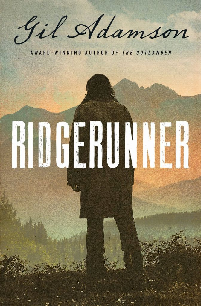 cover of Ridgerunner by Gil Adamson