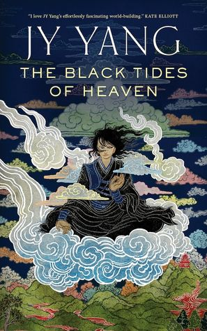 Capa do The Black Tides of Heaven