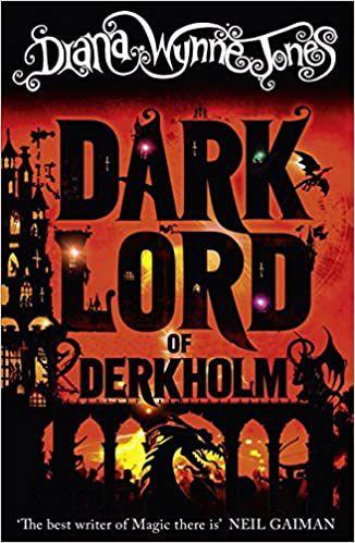 Capa do Lorde das Trevas de Derkholm