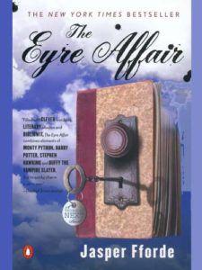 O caso Eyre: próximo romance de quinta-feira