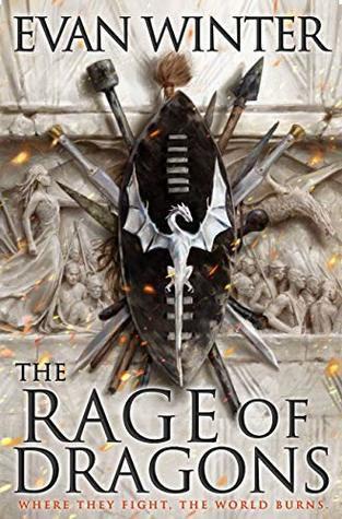 Capa de The Rage of Dragons