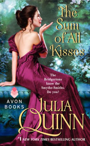 cover of The Sum of All Kisses by Julia Quinn