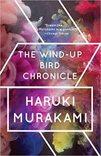 Cover of The Wind-Up Bird Chronicle by Haruki Murakami.