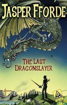 A capa do Último Dragonslayer