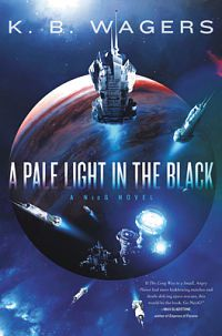 Cover of A Pale Light in the Black by Wagers