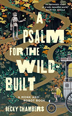 A Psalm for the Wild-Built cover