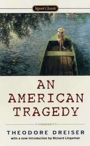 An American Tragedy cover