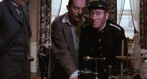 blue carbuncle adaptations sherlock holmes film still