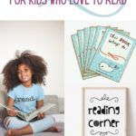 bookish gifts for kids
