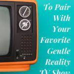 books reality tv