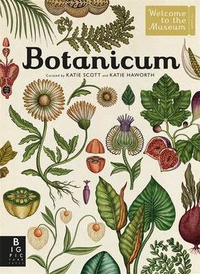 Capa do Botanicum