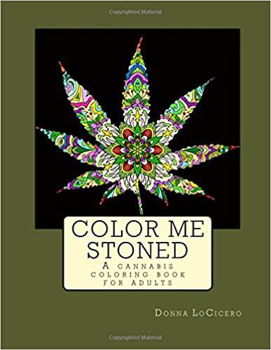 Color Me Stoned Book Cover