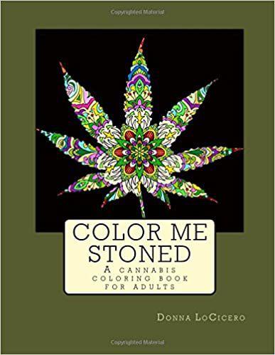 Capa do livro Color Me Stoned