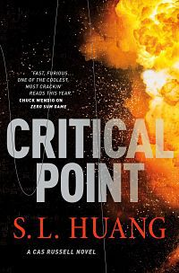 Cover of Critical Point by Huang