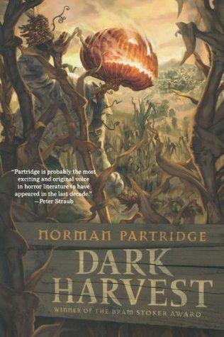 dark harvest cover images
