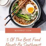 food novels se asian writers