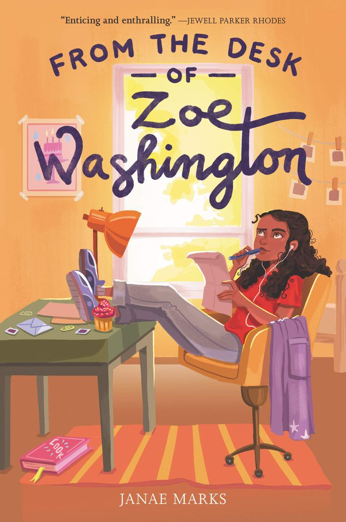 From the Desk of Zoe Washington cover