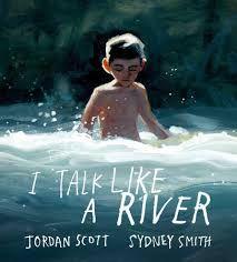 I Talk Like a River cover