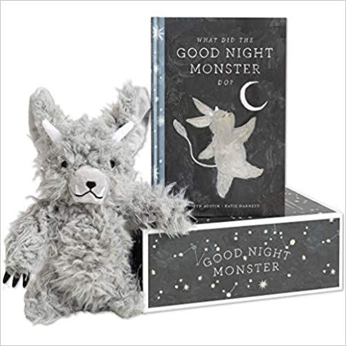 Image du coffret cadeau Good Night Monster d'Amazon