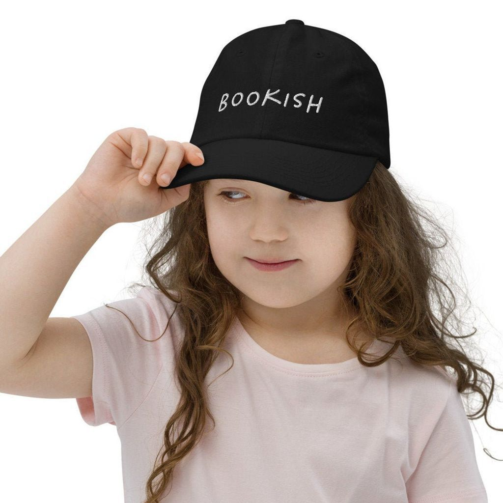 kids bookish hat