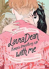 Laura Dean Keeps Breaking Up With Me graphic novel cover