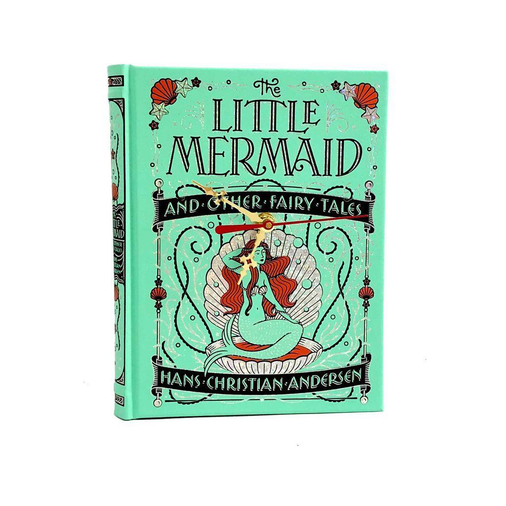 little mermaid clock