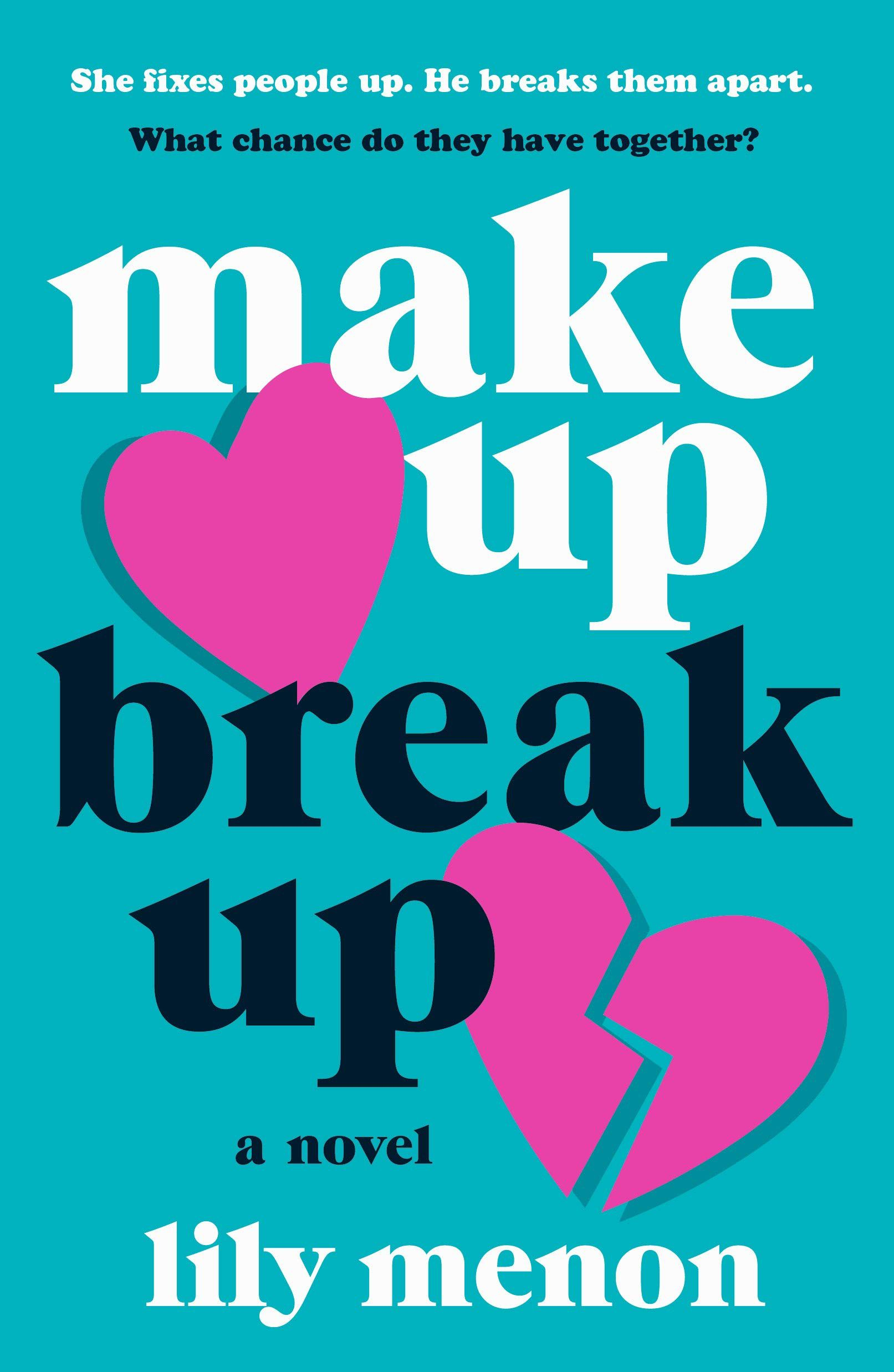 Make Up Break Up book cover