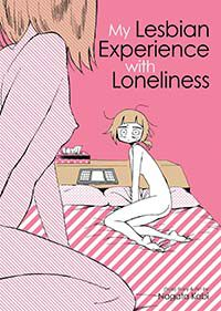 My Lesbian Experience with Loneliness graphic novel cover