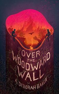 Cover of Over the Woodward Wall by Baker