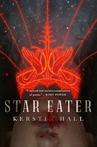 Cover of Star Eater by Kerstin Hall