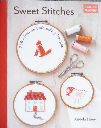 Book cover image of Sweet Stitches by Aneela Hoey