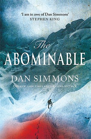 Book cover for The Abominable