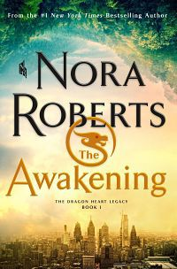 Book cover of The Awakening by Roberts