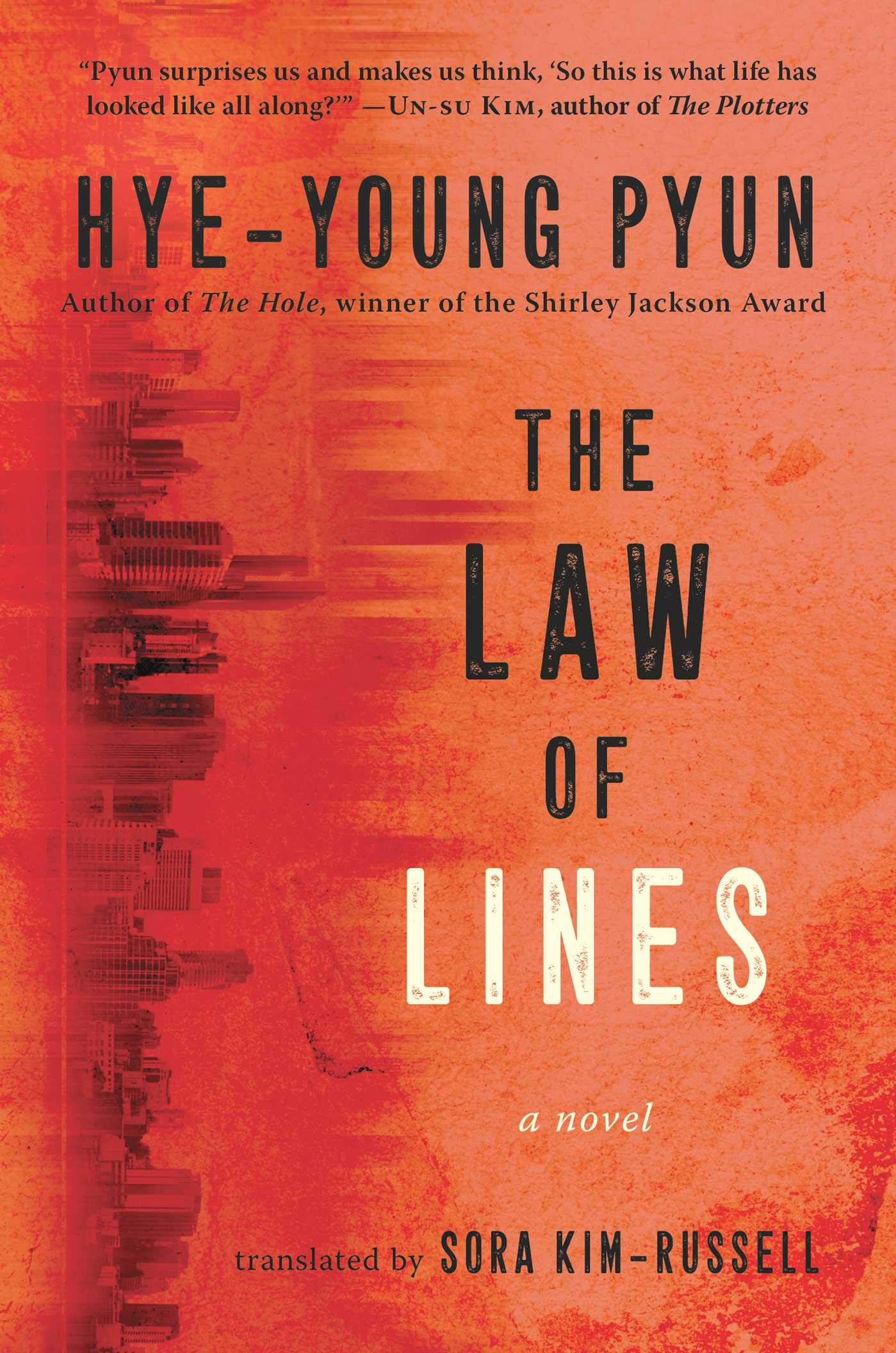 The Law of Lines cover