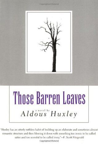 Those Barren Leaves cover