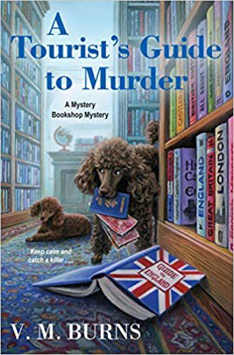 a tourist's guide to murder cover