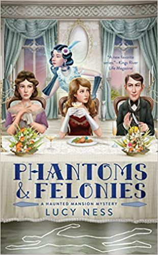 phantoms and felonies cover