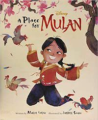 A Place for Mulan Cover