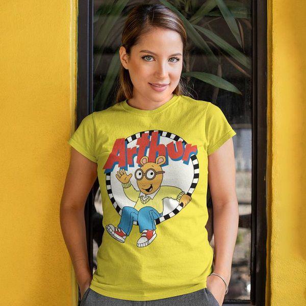 Arthur Emblem Custom T Shirt.jpg.optimal