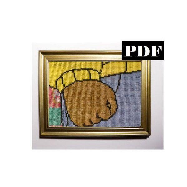 Arthur Fist Meme Cross Sttich Pattern.jpg.optimal