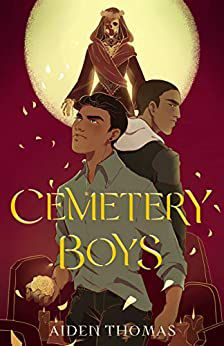 Cemetery Boys by Aiden Thomas Cover