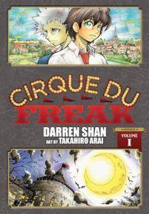 CirqueDuFreak Cover