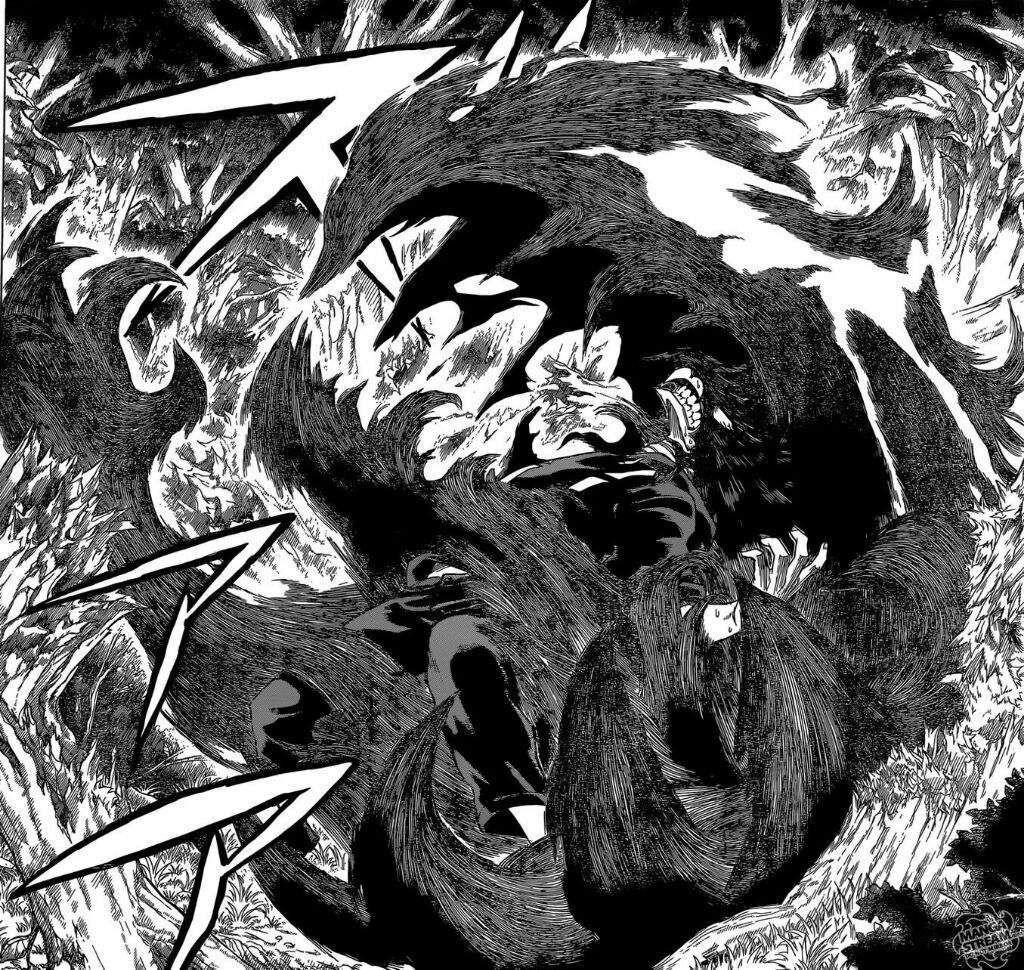 panel from MY HERO ACADEMIA