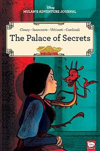 The Palace of Secrets Cover