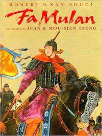 Fa Mulan Book Cover