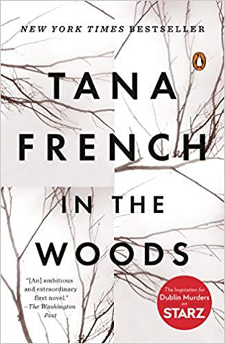Book Cover for Tana French's Into the Woods