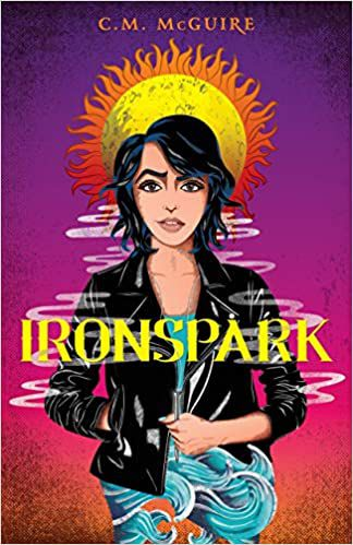Ironspark Cover