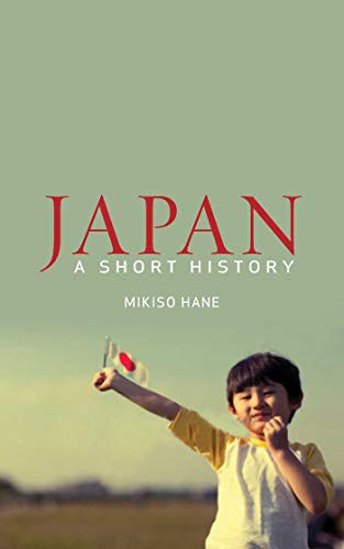 Japan a Short History cover
